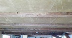 [frauenbaustelle] Remise Glarisegg Lehmplattenverplankung Decke